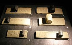 Sumerian Cylinder Seals - Crystalinks