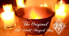 Witchcraft, Wiccan, Wicca, Pagan Supplies | Handmade Spell Candles | Spell Kits