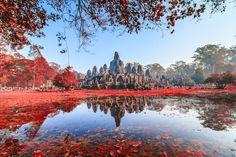 Bayon Temple [Angkor Thom, Cambodia]