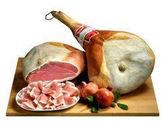 Prosciutto di San Daniele DOP con osso 9-10 kg