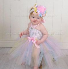 This listing is for the Easter Pastel Tulle Tutu Dress in light pink, baby blue, pastel yellow, and lavendar with a satin halter tie as pictured in your choice of size. Mat... #new #girlshairbows #bighairbows #overthetopbows #tutudresses #babyrompers ➡️ http://beautifulbowsboutique.com/products/pastel-baby-tutu-dress-easter-colors?utm_campaign=products&utm_content=111c1b6b4b1c422d8f455376490ff1ea&utm_medium=pinterest&utm_source=sellertools