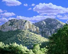 Ramsey Canyon Nature Preserve, Huachuca Mts, Sierra Vista AZ - we're hiking it this weekend!