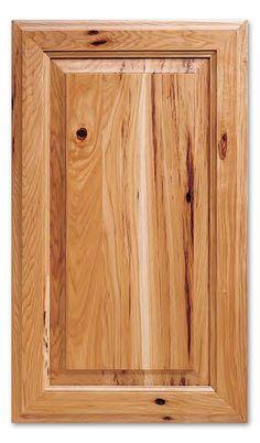 Our Juanita style door in S-Panel version. Cabinet door shown in Rustic Hickory. Cabinet door stile is 2 and rail is 2 Minimum width is 7 and minimum height is 7 Cabinet door type: Mitered Solid, S-Panel. Image shown with C-Panel. Rustic Cabinet Doors, Unfinished Cabinet Doors, Shaker Style Cabinet Doors, Cabinet Door Styles, Rustic Cabinets, Glass Cabinet Doors, Kitchen Cabinet Doors, Hickory Kitchen Cabinets, Shaker Kitchen Cabinets