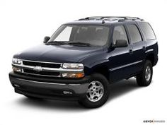 2006 Chevy Tahoe model before they changed it