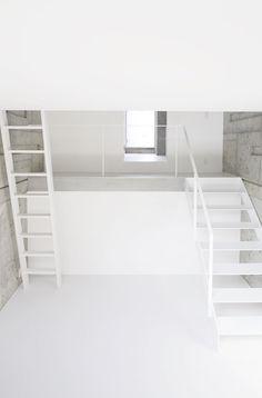 """stxxz: """" Be-fun Design - Skeleton House, Japan. """""""