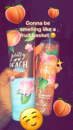 Just being peachy summer '18 follow me @fvcknfemi ✨