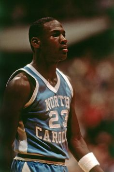 Young Michael Jordan during his years at North Carolina Michael Jordan Unc, Michael Jordan Wizards, Michael Jordan North Carolina, Michael Jordan Dunking, Michael Jordan Birthday, Michael Jordan Poster, Michael Jordan Quotes, Michael Jordan Pictures, Michael Jordan Basketball
