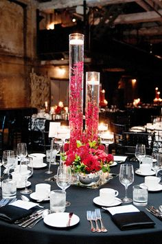 definitely something we can work with.... what do you think... warehouse space transformed into a wedding venue...
