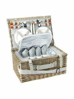 35€ cesta picnic - cilio ascona 155266   eBay