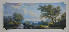Landscapes, Tapestry, Painting, Home Decor, Art, Paisajes, Hanging Tapestry, Art Background, Scenery