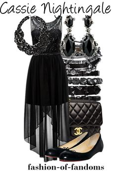 A fashion look from November 2013 featuring high low dresses, black flats and shoulder handbags. Browse and shop related looks. Other Outfits, Girl Outfits, Fashion Outfits, Catherine Bell, Bohemian Chic Fashion, The Good Witch, Witch Fashion, Witch Outfit, Fandom Fashion