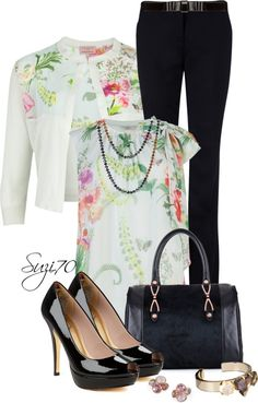 """TED BAKER"" by suzi70 on Polyvore"