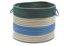 Grove Grass Banded Basket on OneKingsLane.com