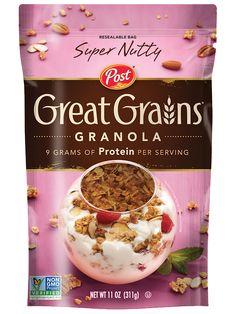 Great Grains® Super Nutty Granola