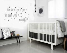 Black and white nursery ideas: Olli and Lime Mini Triangle Nursery Crib Bedding Sets, Nursery Bedding, Nursery Room, Nursery Ideas, Child's Room, Baby Bedding, Nursery Inspiration, Bedroom, Unique Baby Cribs