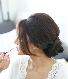 Modern Manes   Planning for Soft and Romantic Wedding Hair