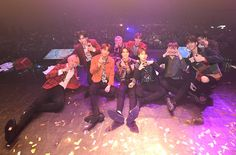 """pen1ag0n:  """" Pentagon the first showcase in Thailand, pictures by Artcircle  """""""