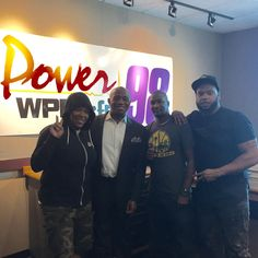 Great day hanging out with @SugarFreeTalk before #IAmHomicide season premiere on Tuesday! @Power98FM @http://FOX46Newspic.twitter.com/Ha367xrmux