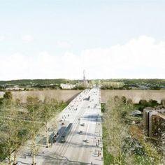 OMA wins Bordeaux  bridge competition