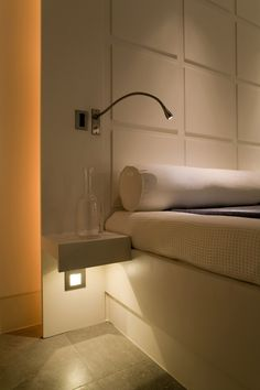 The Cama Bedside Reading Light Is Ideal Energy Efficient Led As A Task Either Side Of Bedhead To Read At Night