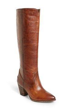 Frye 'Renee' Tall Boot (Women) available at #Nordstrom