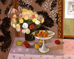 Still Life/ Bouquet and Compotier / Henri Matisse