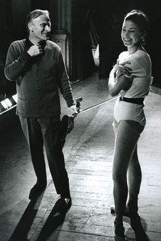 In 1955 he was commissioned for a session with Yehudi Menuhin and emerged a lifelong friend. Over the next 30 years, he photographed many of the world's leading musicians in action, as well as England's foremost actors and dancers. He liked to tell that he was present the night that Margot Fonteyn, deeply involved with Rudolf Nureyev and dancing at Menuhin's Bath Festival, was told that her husband had been shot in Panama.