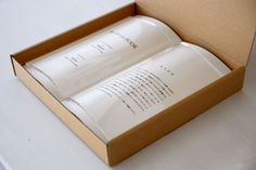 transparent book on book holds your pages flat while you read