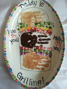 Grilling platter made at Creative RU  Owensboro Ky