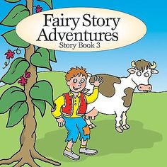 Fairy Story Adventure - Story Book 3 New Sealed CD Childrens Infants Kids Available from www.sonusmedia.co.uk