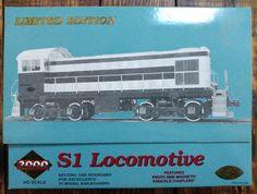 NOS Proto 2000 Alco S1 Locomotive Maine Central-Portland Term. DCC Ready