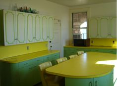 Unfortunately our 1950's home had a hideous kitchen....like the rest of the house. We ended up gutting the entire house and renovating. I ...