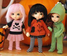 Halloween PukiFees