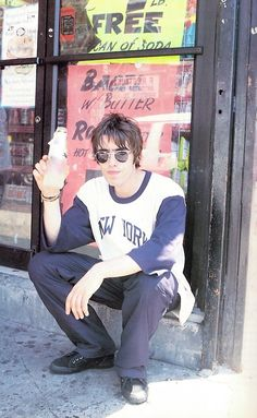 Liam Gallagher, Oasis.