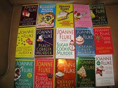 Joanne Fluke...