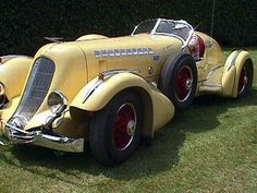 1935 Duesenberg Special SJ Mormon Meteor  This picture was submitted by Mike Stamper from The United Kingdom