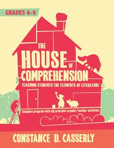 32 Best Middle School Ela E Book The House Of Comprehension Images