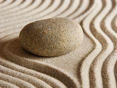 zen rock gardens | Zen rock garden - I have one and it works! | Gardens: Japanese (Kares ...