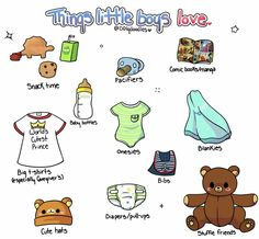Things little boys love by @ddlgdoodles #abdl #mdlb #littlespace