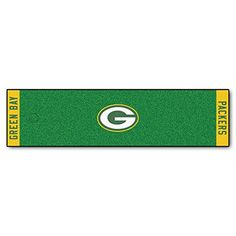 FANMATS NFL Green Bay Packers Nylon Face Putting Green Mat ** Visit the image link more details.