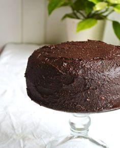 Tort Crud Rețetă Gluten Free Cakes, Vegan Gluten Free, Fără Gluten, Devils Food, Raw Vegan, Cake Recipes, Deserts, Food And Drink, Low Carb