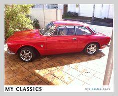 1977 Alfa Romeo 2000 GTV classic car
