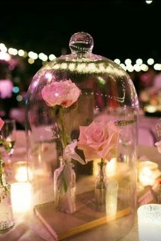 Omg! Just like beauty and the beast! Why didn't I think of this?! #wedding #beautyandthebeast #creative