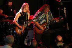 Bernie Marsden / Joanne Shaw Taylor 18 November 2014 © Ian Burgess