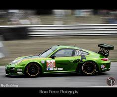#34 Green Hornet Racing Porsche 911 GT3 Cup