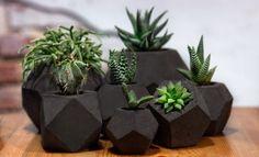 FLORA & CONCRETE Concrete pots | VK
