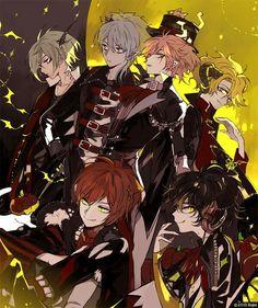 ディアヴォーカリスト Manga Art, Manga Anime, Anime Art, Manga Love, I Love Anime, Boy Character, Character Design, Character Concept, Rejet