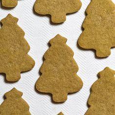 Green Tea Matcha Christmas Tree Cookies | SAVEUR