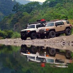 Fj Cruiser Off Road, Fj Cruiser Mods, Toyota Cruiser, Toyota 4x4, Toyota Trucks, Toyota Cars, Daihatsu, Best Off Road Vehicles, Overland Truck