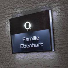 LED doorbell – bell plate - New Deko Sites